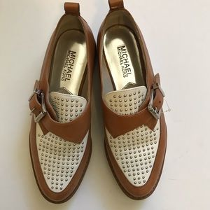Michael Kors Studded Loafers size 5.5
